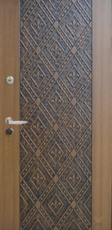 Двері однополі, глухі